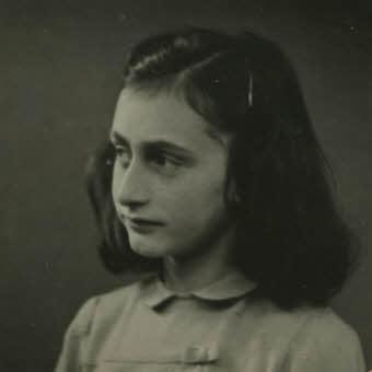 Foto acerco Museu Anne Frank