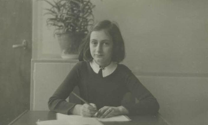 Foto acervo Museu Anne Frank