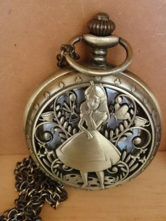 Relógio de bolso (decorativo)